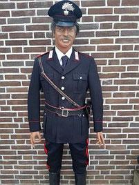 Carabinieri, dagelijks tenue
