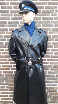 """Gemeentepolitie Sneek, nepleren jas / """"palingvel"""", 1962 - 1980"""