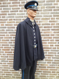 Galatenue hoofdagent, 1962 - 1980, met cape