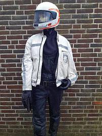 Verkeersgroep, motorrijder, 1985 - 1994