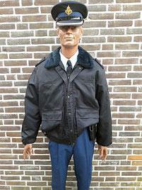 Inspecteur, neopreen jas