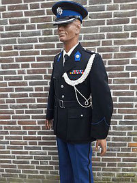Luitenant der Rijkspolitie, 1978 - 1985