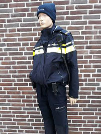 Wintertenue dames