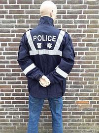 Nationale Politie, regenjack