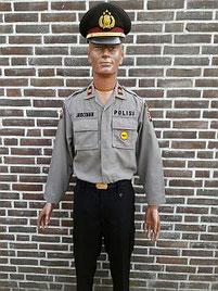 Politie Bangdun Barat, luitenant