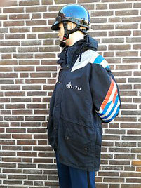 Winterjas groep Beredenen, regio Groningen