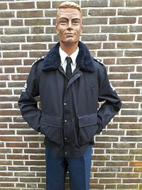 Dirigerend officier 1e klasse (kolonel) der Rijkspolitie, 1985 - 1994