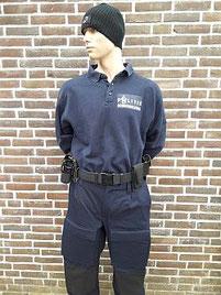 Hondengeleider politie Fryslan