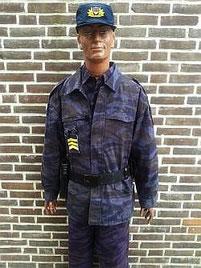Nationale politie, interventie-eenheid, 1999 - 2002