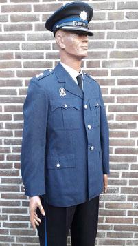 Gemeentepolitie Leeuwarden, inspecteur 3e klasse, 1962 - 1980
