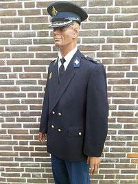 Commissaris, dagelijks tenue