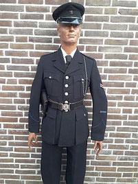 Gemeentepolitie Leeuwarden, agent, 1945 - 1961