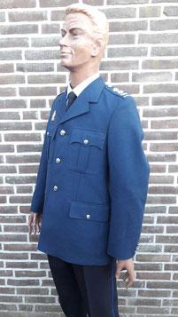 Gemeentepolitie Tytjerksteradiel, hoofdinspecteur / korpschef, 1962 - 1980, met dank aan commissaris Jaap Seldentuis