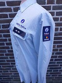 EU politieshirt België