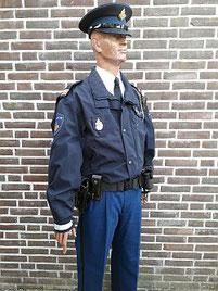 Agent, dagelijks tenue