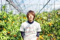 みかん、キウイ、梅の生産者