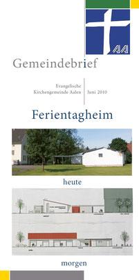 Gemeindebrief Aalen 2010-06