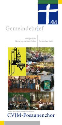 Gemeindebrief Aalen 2009-12