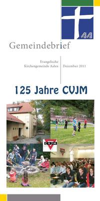 Gemeindebrief Aalen 2011-12