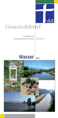 Gemeindebrief Aalen 2016-06