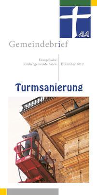 Gemeindebrief Aalen 2012-12