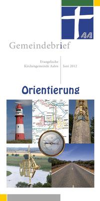 Gemeindebrief Aalen 2012-06