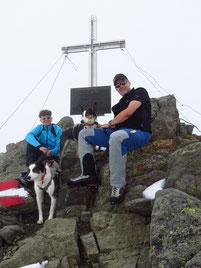 Sulzkogel 3.016 m