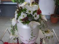 Blumen Urne - Sabrinas Blumenlädele - Sonthofen