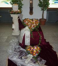 Blumen Beerdigung - Sabrinas Blumenlädele Sonthofen