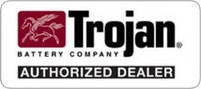 Authorized Dealer of Trojan Batteries
