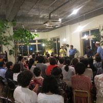 カフェユニゾン イベント トークイベント ライブイベント