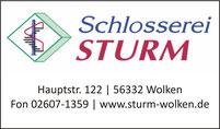 Schlosserei Sturm, Wolken