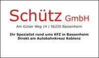 Schütz KFZ-Service, Bassenheim