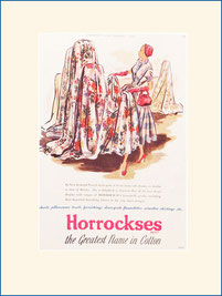 Horrockses; vintage fashion