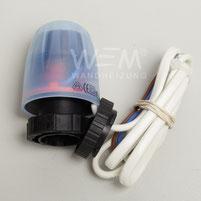 WEM Stellmotor NC, Flächenheizung- und Kühlung, Wandheizung