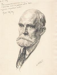 Henri Leriche peintre grenoblois 1929
