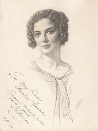 Gertude sa nièce 1929