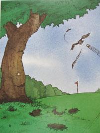 『ゴルフの本』6ページ目