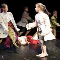 Schauspielkurse für Kinder und Jugendliche