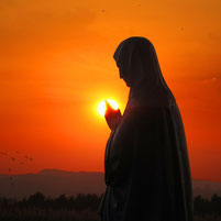 Maria, die prophetische Frau