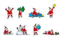Feiertag, Weihnachten, Nikolaus, Schnee, Schlitten