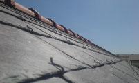 couverture zinc à joint debout charpente