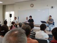 和楽器演奏  the Japanese music instruments
