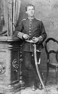 Gründungsmitglied Josef Dendorfer