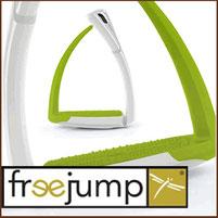 Reitsport Heiniger - Linkfoto Freejump-Produkte
