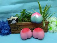 Peach Ripe Squishy Toy