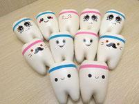 Teeth Smiley Squishy