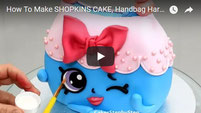 shopkins cake, shopkins cakes, cake, cakes, kids cake, cakes step by step,