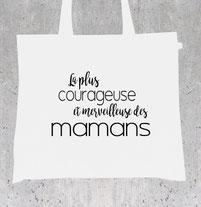 sac maman courageuse