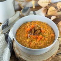 Rüeblitorte Porridge